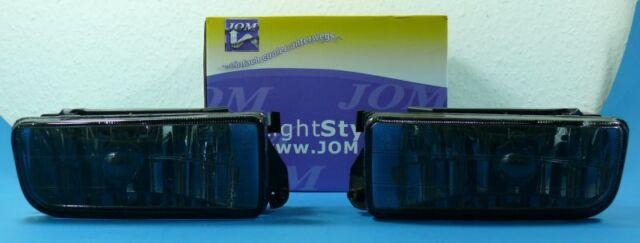 Fog Light Black Compatible with 3er E36 Limousine Coupe Cabriolet Compact