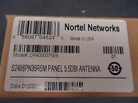 Dr4000075e6 Nortel Networks S2406pn36rsm Panel 5.5dbi Antenna Brand