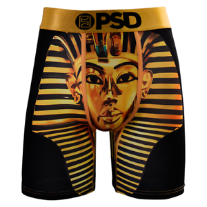 PSD-Underwear-Pharaoh-Boxer-Briefs-High-Quality-No-Ride-Up-Sports-Fishing-Egypt