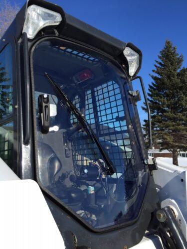"""S  550 to 870  Bobcat POLY DOOR 1//2/""""  LEXAN Bobcat DOOR  T"""