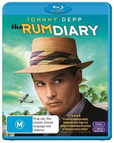 1 of 1 - The Rum Diary (Blu-ray, 2012)