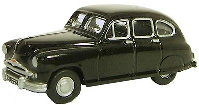 Oxford Diecast Standard Vanguard Black 76SV001 (OO Scale)