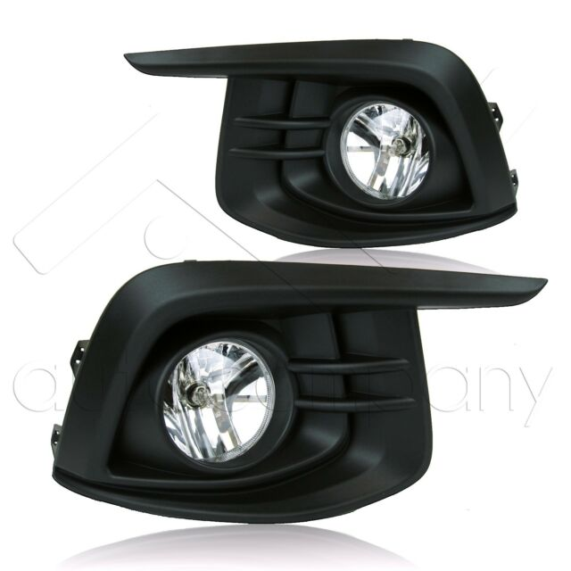 For 2017 Chevy Sonic Fog Lights W  Wiring Kit