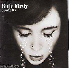 LITTLE BIRDY Confetti CD