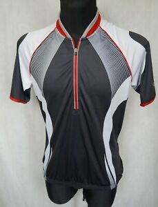 Herren-CPM-Campagnolo-Dryfunction-Bike-Cycling-Shirt-Jersey-Top-1-2-Zip-sz-XL