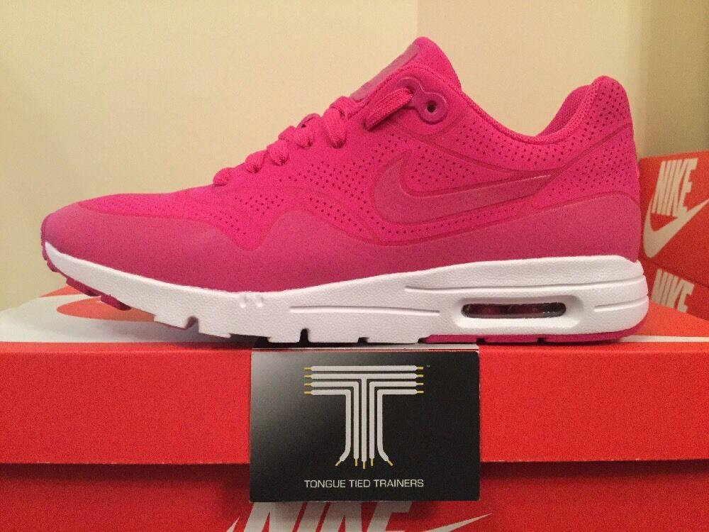 Nike 704995 Air Max 1 Ultra Moire 704995 Nike 601. U.K. Größe 7.5 e3da8f