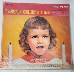Hugo And Luigi  The Sound Of Children At Christmas LP Sealed Unopened 2254
