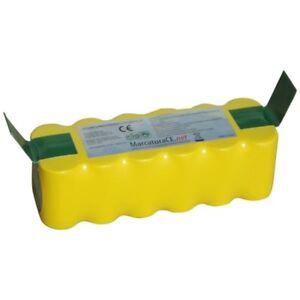 BATTERIE-KOMPATIBEL-X-ROOMBA-IROBOT-4500-MAH-500-600-700-800-520-555-535-560
