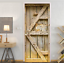 3D-Retro-Wood-Door-Wall-Wrap-Mural-Photo-Wall-Sticker-Decal-Wall-Home-Decoration thumbnail 4