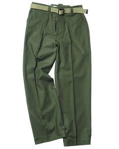 US-Ejercito-M43-Pantalon-de-Campo-Talla-30-S-Wkii-WW2-Paracaidista-Azul