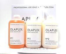 OLAPLEX SALON INTRO KIT FOR PROFESSIONAL USE - STEP NO 1 & 2 17.75 oz SET