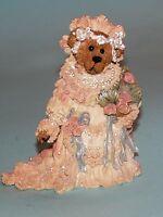 Boyds Bears 227712  Bailey..the Bride Very Retired, 1999 Wedding, Romance