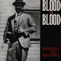 BLOOD FOR BLOOD - REVENGE ON SOCIETY  CD NEU