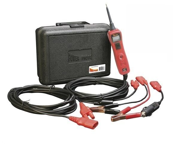 RED Power Probe 3 III Circuit Tester w  Built In Voltmeter PP319FTC -