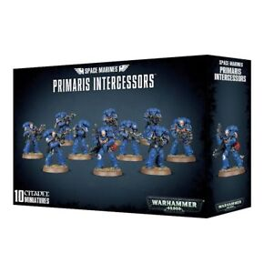 Primaris-Intercessors-Space-Marines-Warhammer-40K-NIB-Flipside