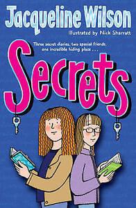 Secrets-Jacqueline-Wilson-Very-Good-Book
