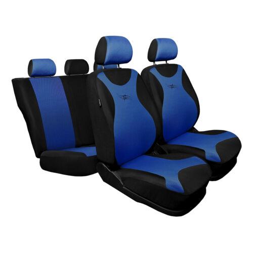 Hyundai Santa Fe Bleu Turbo Universal Sitzbezüge Housse De Siège Auto Housses de protection