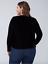Lane-Bryant-Velvet-Moto-Jacket-Womens-Plus-18-20-Black-Spring-Fall-2x thumbnail 6