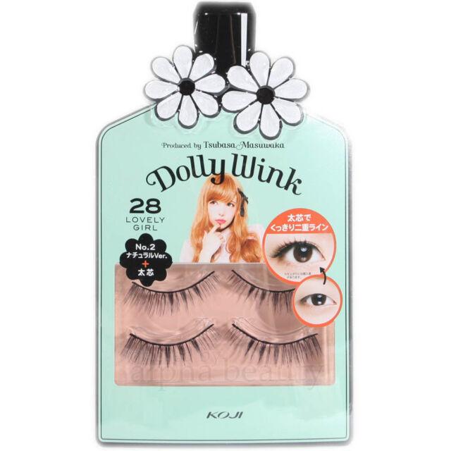 Dolly Wink Eyelash No28 Japan Ebay