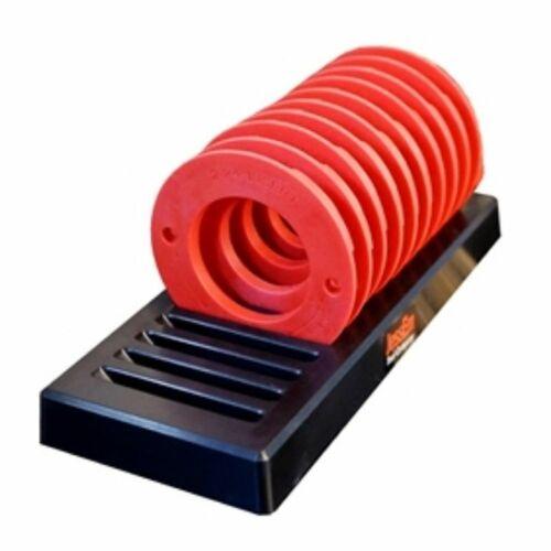 Insert Ring Set pour Rout-R-Ascenseurs JessEm 02030 10-Pc mât-R-Ascenseurs et Excell II