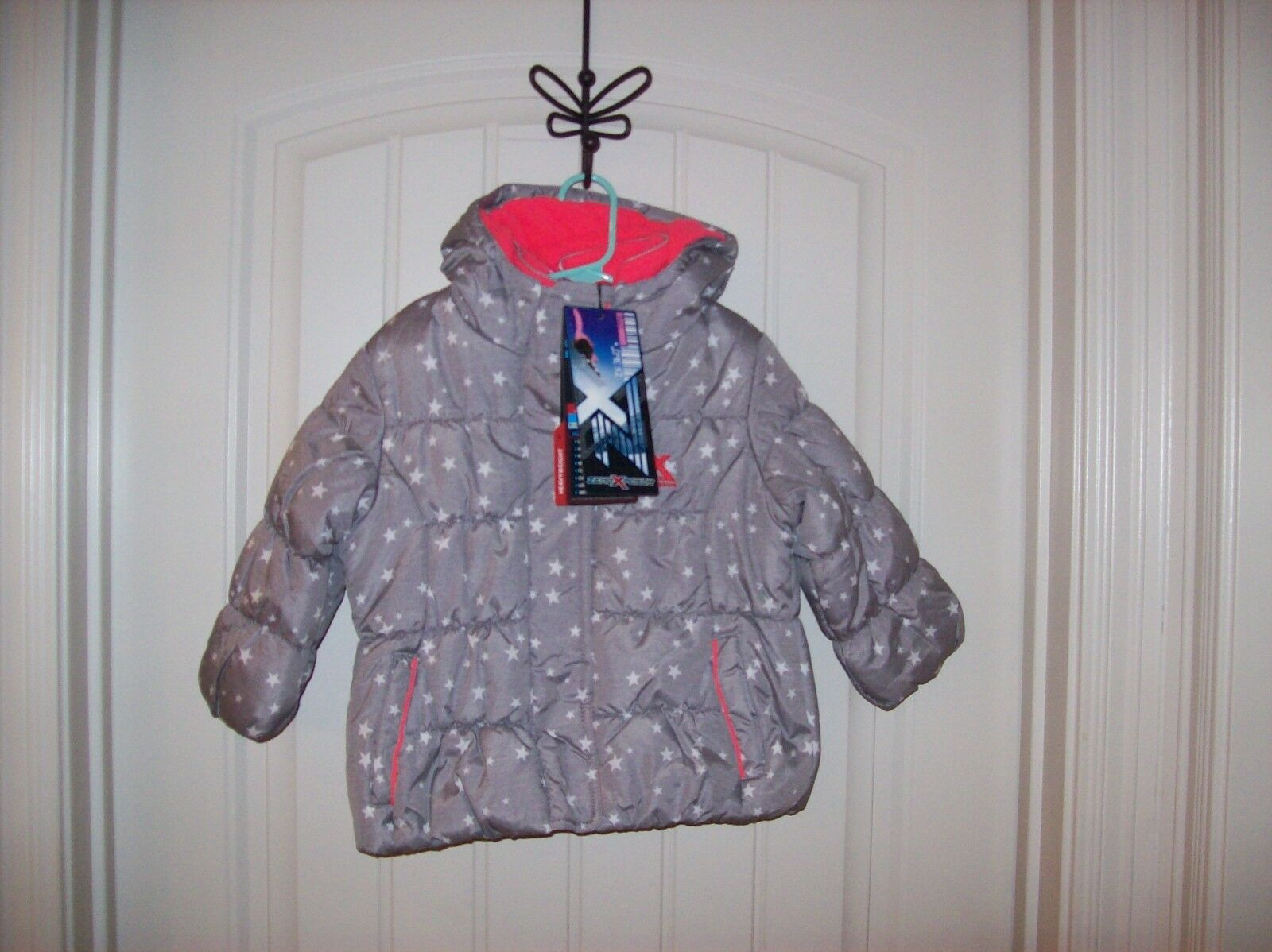 Toddler Girl Clothes Size 3t Zeroxposur Quilted Puffer Jacket