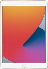 "Apple iPad 10.2"" 32GB 128GB 2020 Model WIFI Gray Gold Silver iPad 8th Generation"