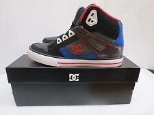 DC Shoes Spartan High WC SE Black Camo Skate Shoe Men's size 8 M (21863)