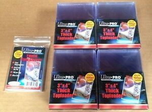 Ultra pro toploader series count singles