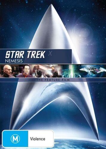 1 of 1 - Star Trek X - Nemesis (DVD, 2009)