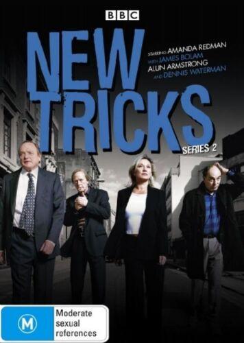 1 of 1 - New Tricks : Series 2 (DVD, 2006, 3-Disc Set) Genuine & unSealed (D117)(D148)