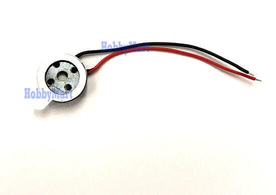 Speaker Miniatur 8 mm 32 Ohm 0,1W verdrahtet  //with wires #A1433 Lautsprecher
