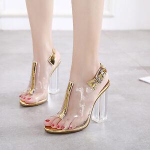 scarpe decolte per donna tacco sottile 12cm aperta davanti con cinturino