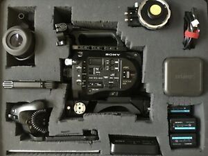 Sony PXW-FS7 Super 35mm Camera With accessories less then 300hrs on it