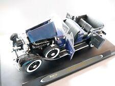 Lincoln Model K (1931) in blau bleu blu blue, Ricko in 1:18!