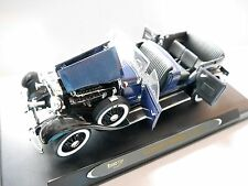 Lincoln Model K (1931) en azul Bleu Blu Blue, Ricko en 1:18!