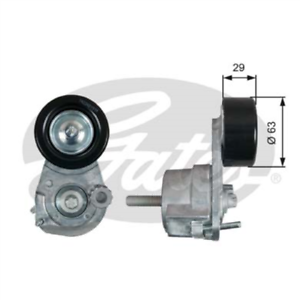 Tensioner-Pulley-Ribbed-V-Belt-V-Ribbed-T39291-AUX-Guide-Drive-Timing-Belt