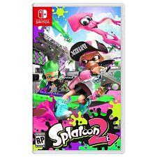 Splatoon 2 Nintendo Switch 2017  Game Pre-Order
