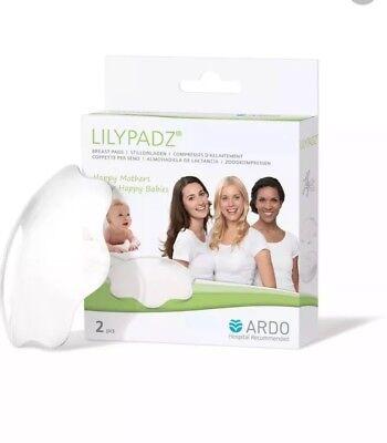 Lilypadz 2 Stilleinlagen Unsichtbar Durchsichtig Silikon Wiederverwendbar Kunden Zuerst