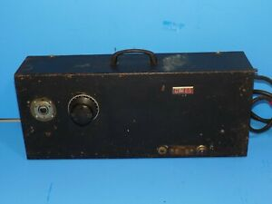 VINTAGE-GATES-REMOTE-CONTROL-AMPLIFIER-MO-2650-MICROPHONE-PREAMP-2