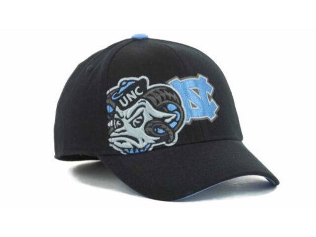 cheap for discount fde64 dbdd7 ... germany north carolina tar heels top of the world ncaa black 1 fit  flexfit hat cap
