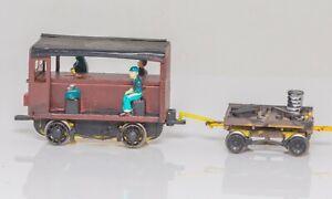 Bachmann-Spectrum-16946-HO-Speeder-amp-Cart