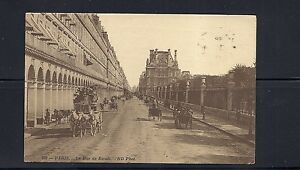 FRANCE STAGECOACH topical 1916 picture postcard to MEXICO
