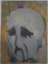 Tableau Huile Portrait d'Homme c.1940 André DELAHAIZE Poitou-Charentes Oléron #1