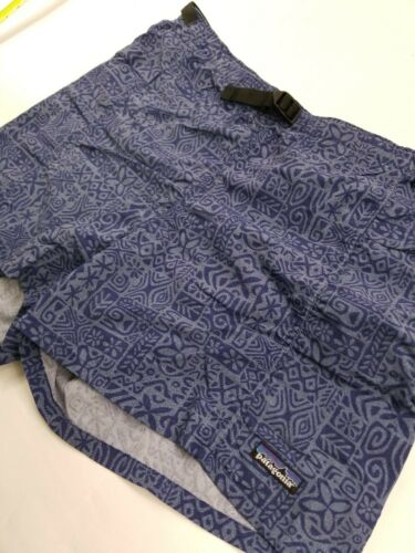 Vintage Patagonia Mens xl x large Tribal Aztec Bel