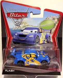 CARS-2-FLASH-Mattel-Disney-Pixar-solo-4000-esemplari