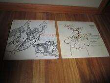 David Oistrakh Mozart Violin+ BACH 2 ALBUMS  #BL700
