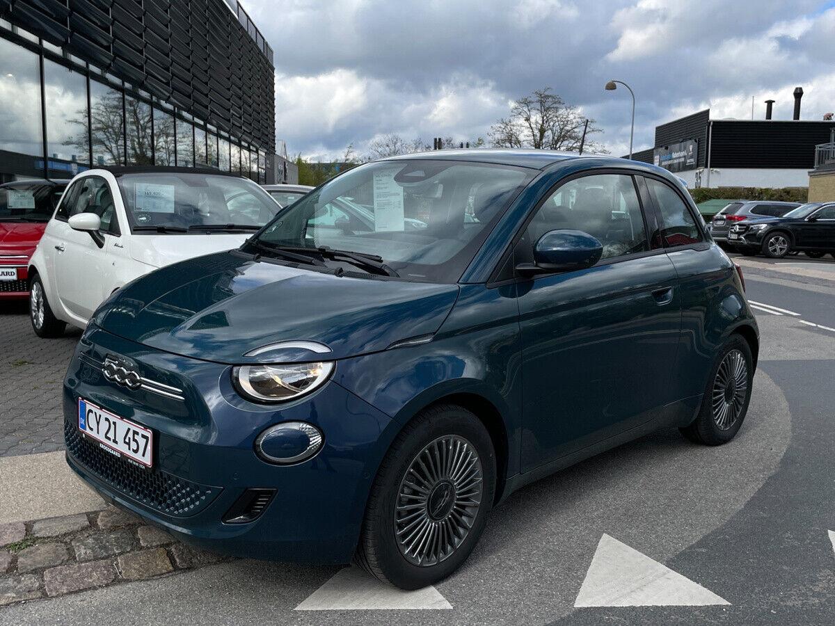 Fiat 500e  Icon 3d - 229.500 kr.