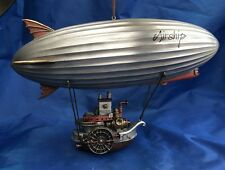 Steampunk Marvellous Steam Ship Hanging Ornament Nemesis Now New Boxed Balloon
