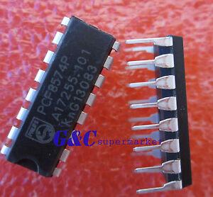 50PCS PCF8574P IC I/O EXPANDER I2C 8B 16DIP NEW GOOD QUALITY D62