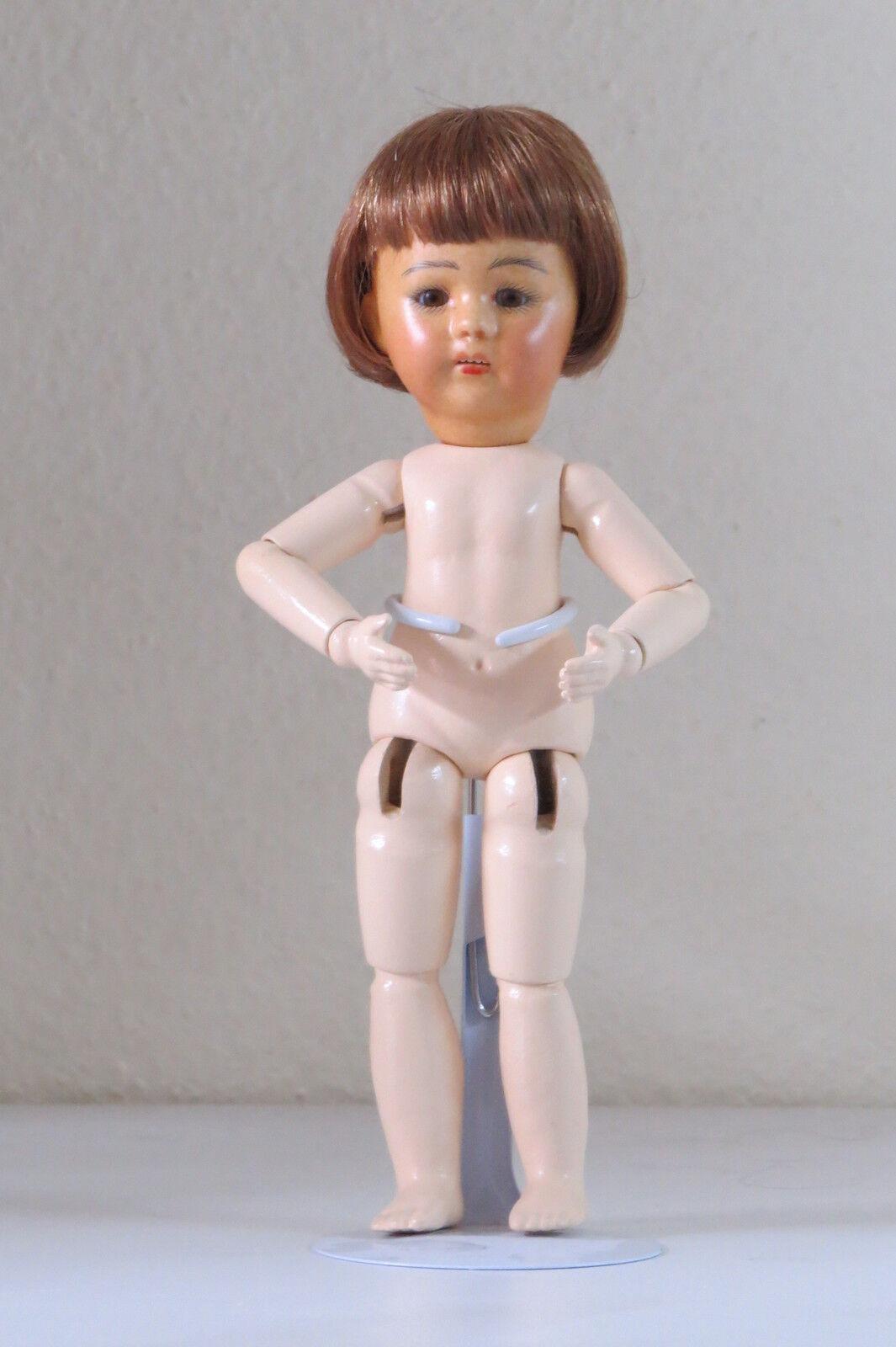 Loulotte  Loulette  Asiatique N° 6      .    24 cm  Poupée  creation  Doll Asian